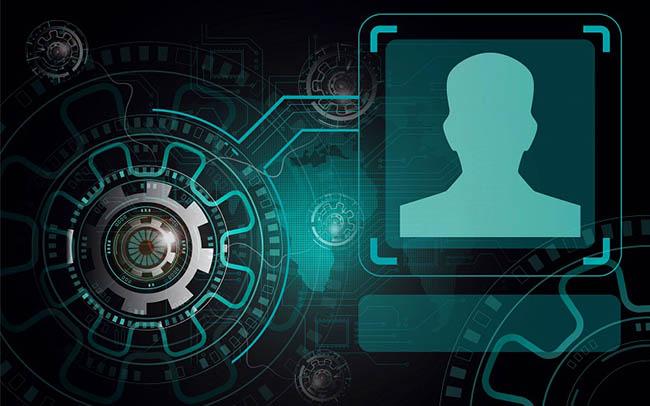AI Face Recognition Vendor or face detection